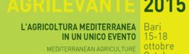 AGRILEVANTE 2015 Exhibition – Bari